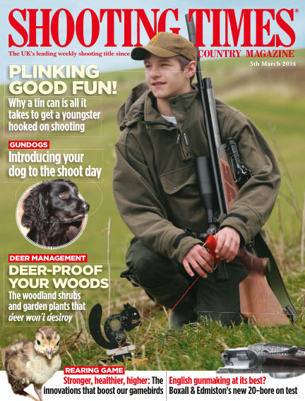 Shooting Times & Country Magazine March 12, 2014 00:00
