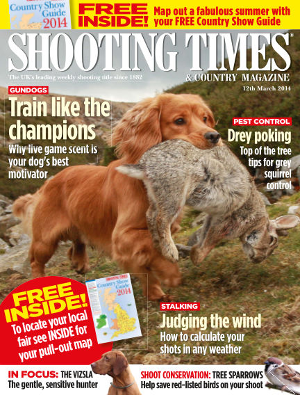 Shooting Times & Country Magazine March 19, 2014 00:00