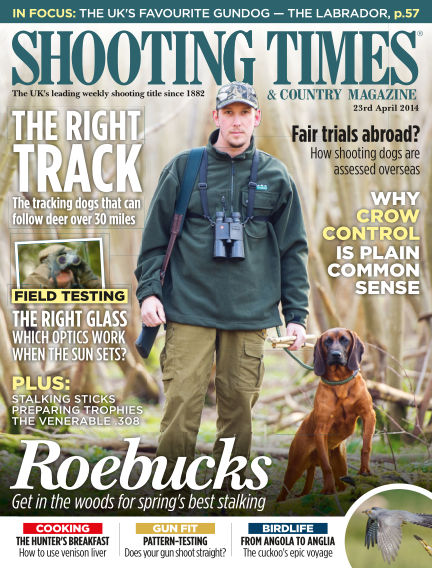 Shooting Times & Country Magazine April 30, 2014 00:00