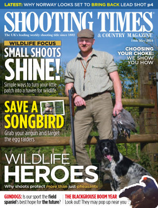 Shooting Times & Country Magazine 14th May 2014