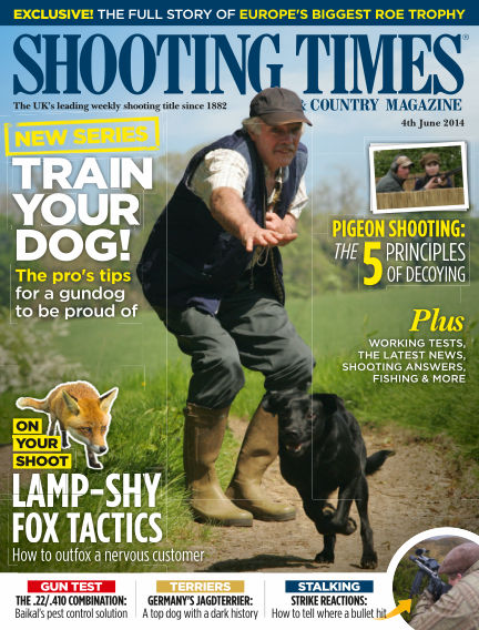 Shooting Times & Country Magazine June 11, 2014 00:00