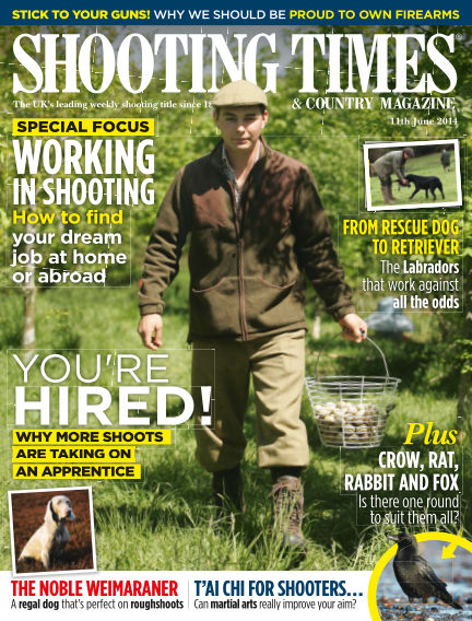 Shooting Times & Country Magazine June 18, 2014 00:00