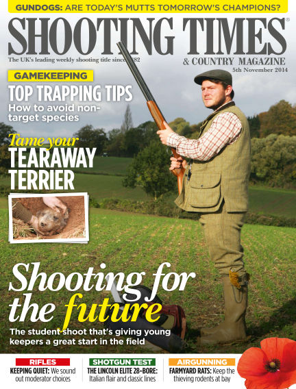 Shooting Times & Country Magazine November 12, 2014 00:00