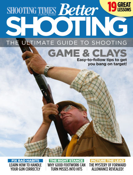 Shooting Times & Country Magazine January 09, 2015 00:00