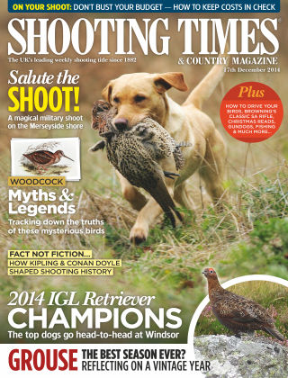 Shooting Times & Country Magazine 17th December 2014