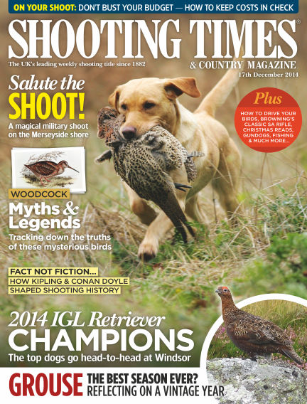 Shooting Times & Country Magazine December 23, 2014 00:00