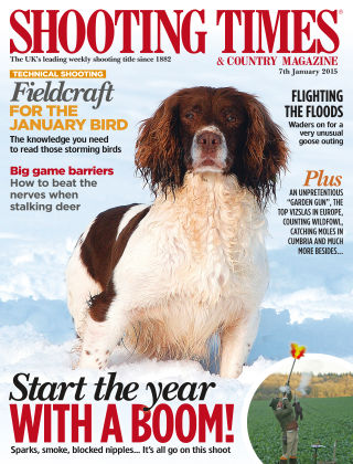 Shooting Times & Country Magazine 7th January 2015