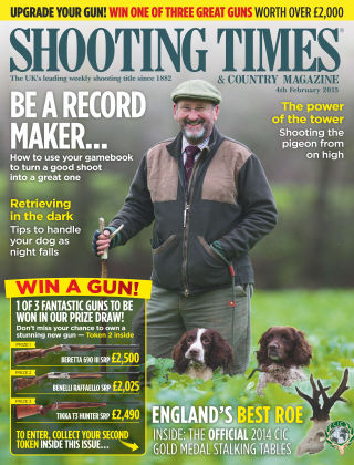 Shooting Times & Country Magazine 4th February 2015