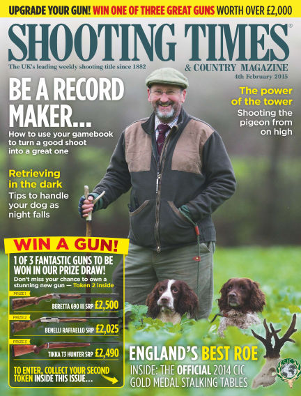 Shooting Times & Country Magazine February 11, 2015 00:00