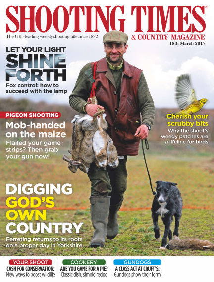 Shooting Times & Country Magazine March 25, 2015 00:00