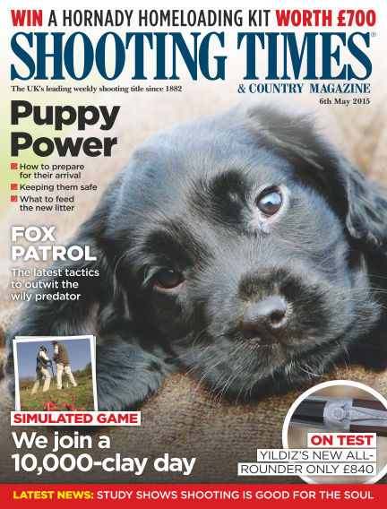 Shooting Times & Country Magazine May 13, 2015 00:00