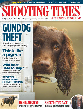 Shooting Times & Country Magazine 03rd June 2015