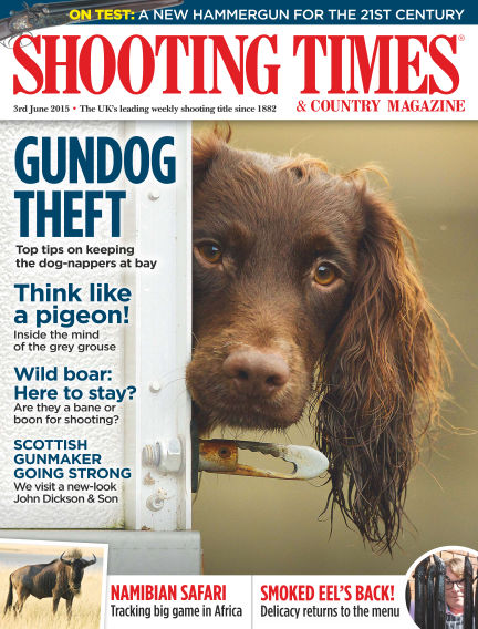 Shooting Times & Country Magazine June 10, 2015 00:00