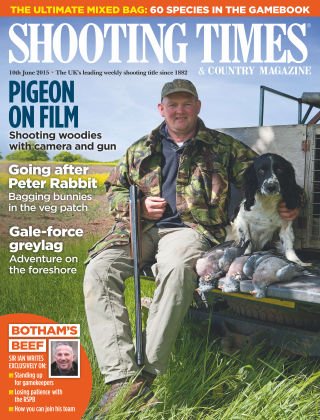 Shooting Times & Country Magazine 10th June 2015