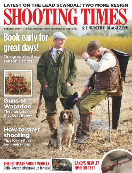 Shooting Times & Country Magazine June 24, 2015 00:00