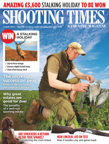 Shooting Times & Country Magazine July 08, 2015 00:00