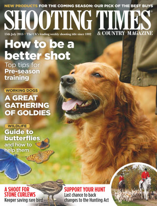 Shooting Times & Country Magazine 15th July 2015