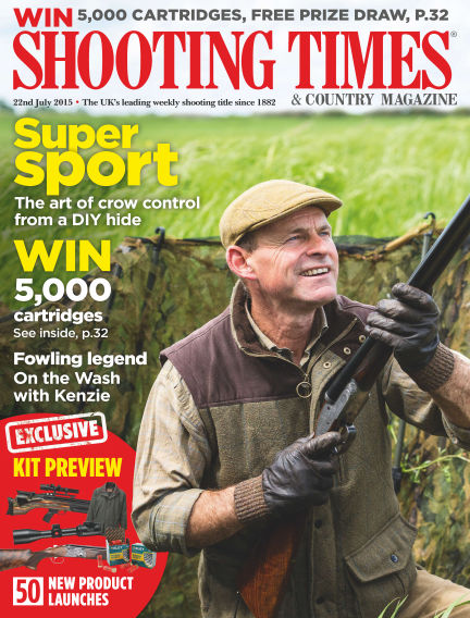 Shooting Times & Country Magazine July 29, 2015 00:00