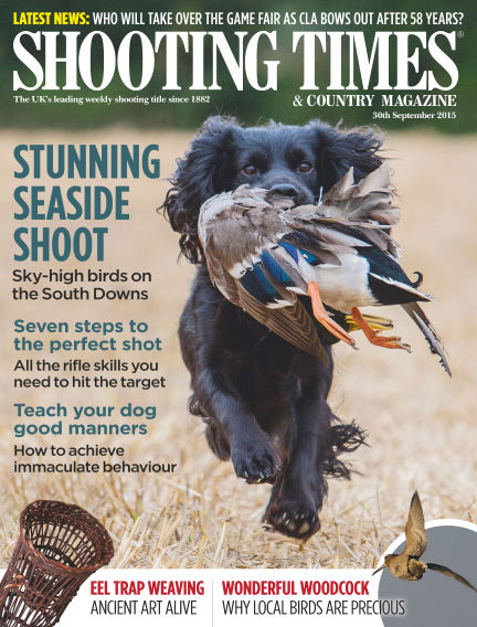 Shooting Times & Country Magazine October 07, 2015 00:00