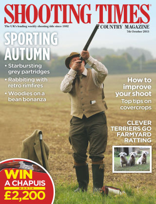Shooting Times & Country Magazine 7th October 2015