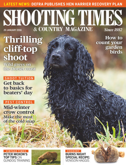Shooting Times & Country Magazine January 20, 2016 00:00