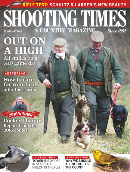 Shooting Times & Country Magazine January 27, 2016 00:00