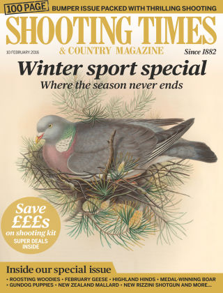 Shooting Times & Country Magazine 3rd February 2016