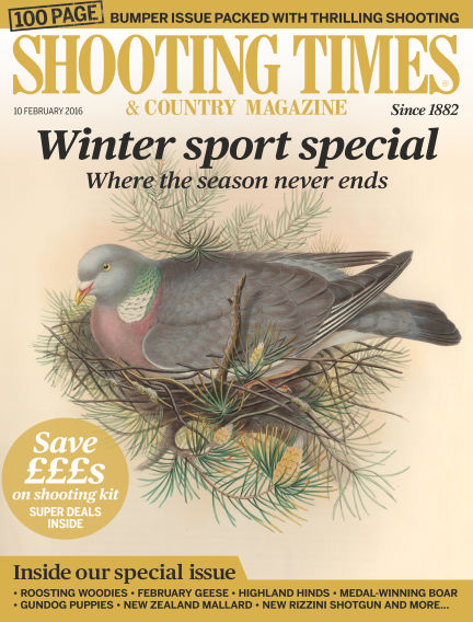 Shooting Times & Country Magazine February 10, 2016 00:00