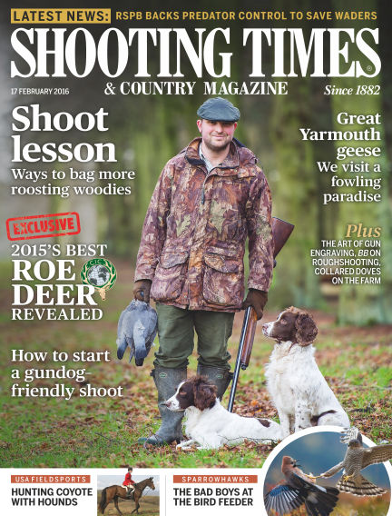 Shooting Times & Country Magazine February 17, 2016 00:00