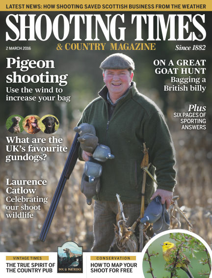 Shooting Times & Country Magazine March 02, 2016 00:00