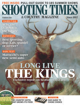 Shooting Times & Country Magazine 9th March 2016