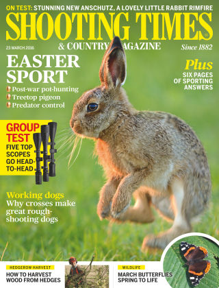 Shooting Times & Country Magazine 23rd March 2016