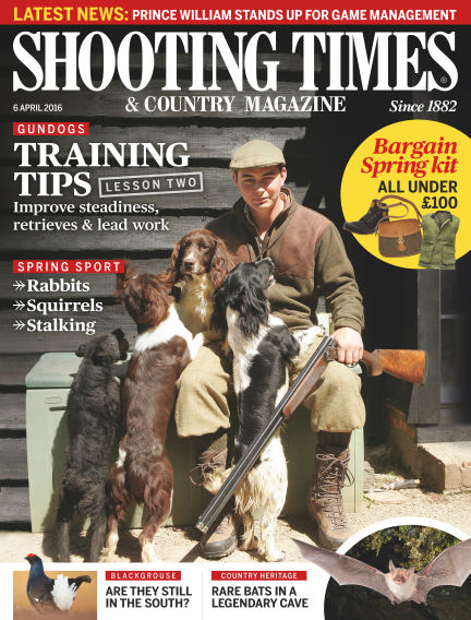 Shooting Times & Country Magazine April 13, 2016 00:00