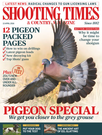 Shooting Times & Country Magazine April 20, 2016 00:00