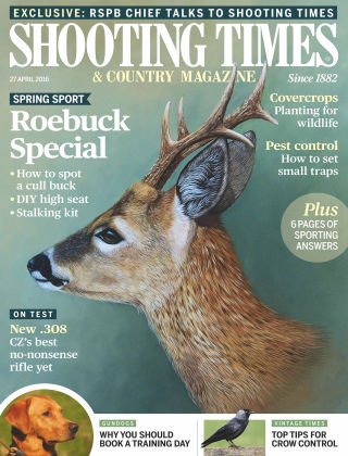 Shooting Times & Country Magazine 27th April 2016