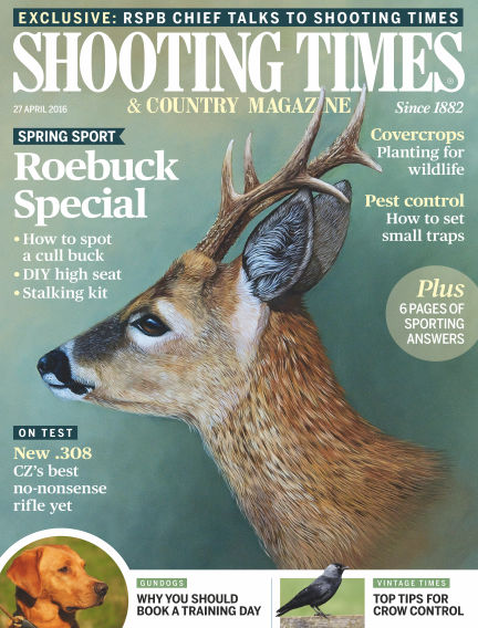 Shooting Times & Country Magazine April 27, 2016 00:00