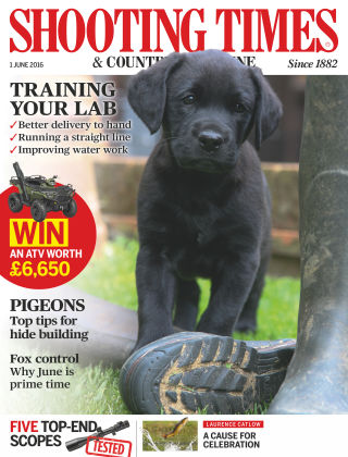 Shooting Times & Country Magazine 1st June 2016