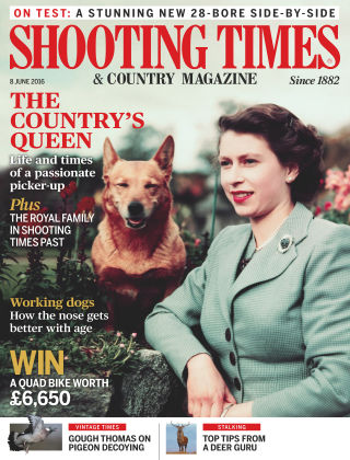 Shooting Times & Country Magazine 8th June 2016