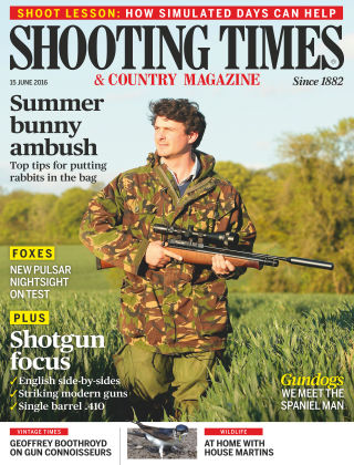 Shooting Times & Country Magazine 15th June 2016