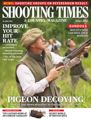 Shooting Times & Country Magazine 29th June 2016