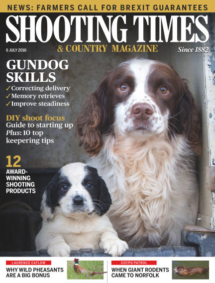 Shooting Times & Country Magazine July 06, 2016 00:00