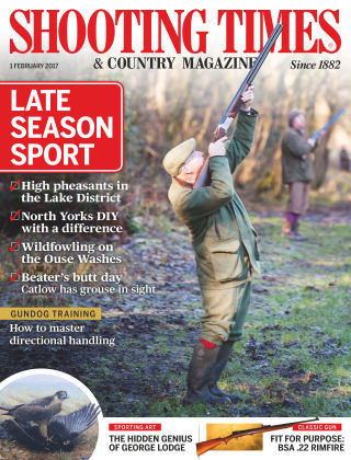 Shooting Times & Country Magazine 1st February 2017