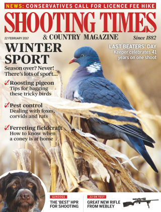 Shooting Times & Country Magazine 22nd February 2017