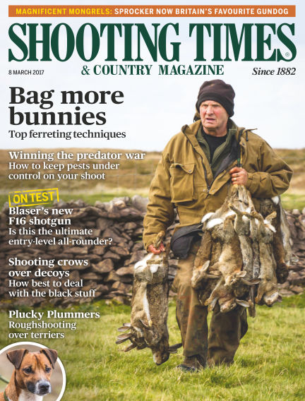 Shooting Times & Country Magazine March 08, 2017 00:00