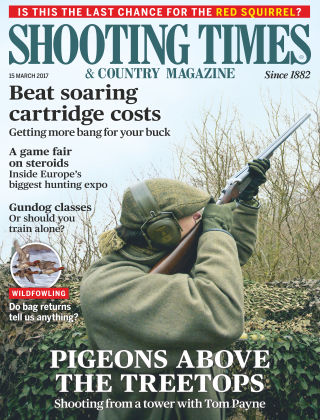 Shooting Times & Country Magazine 15th March 2017