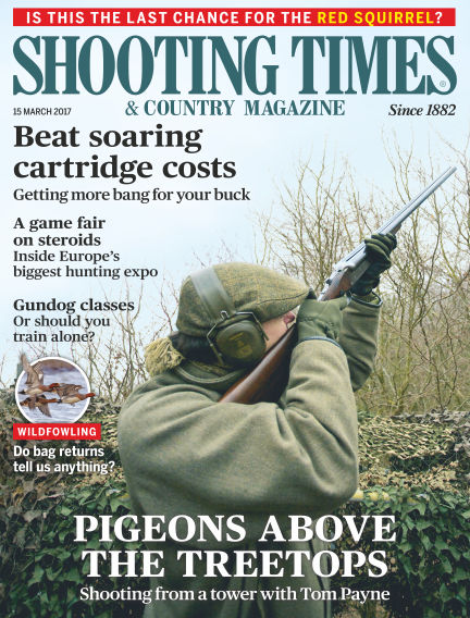 Shooting Times & Country Magazine March 15, 2017 00:00