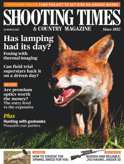 Shooting Times & Country Magazine March 22, 2017 00:00
