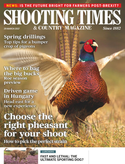 Shooting Times & Country Magazine March 29, 2017 00:00