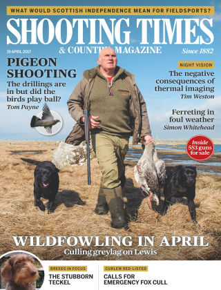 Shooting Times & Country Magazine 19th April 2017