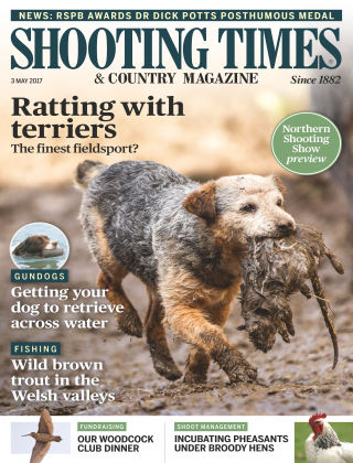 Shooting Times & Country Magazine 3rd May 2017